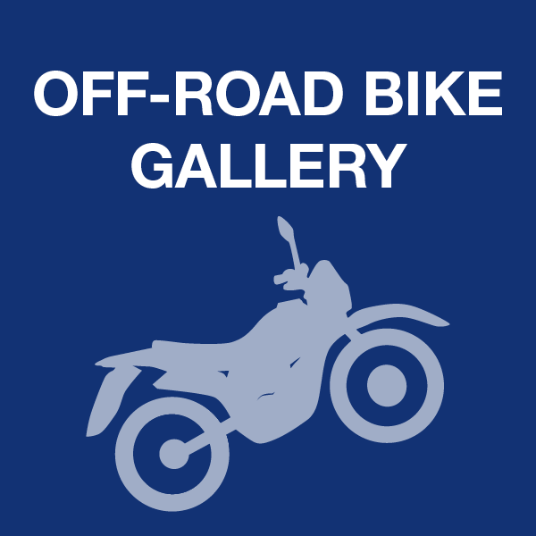 Off road bike appeal